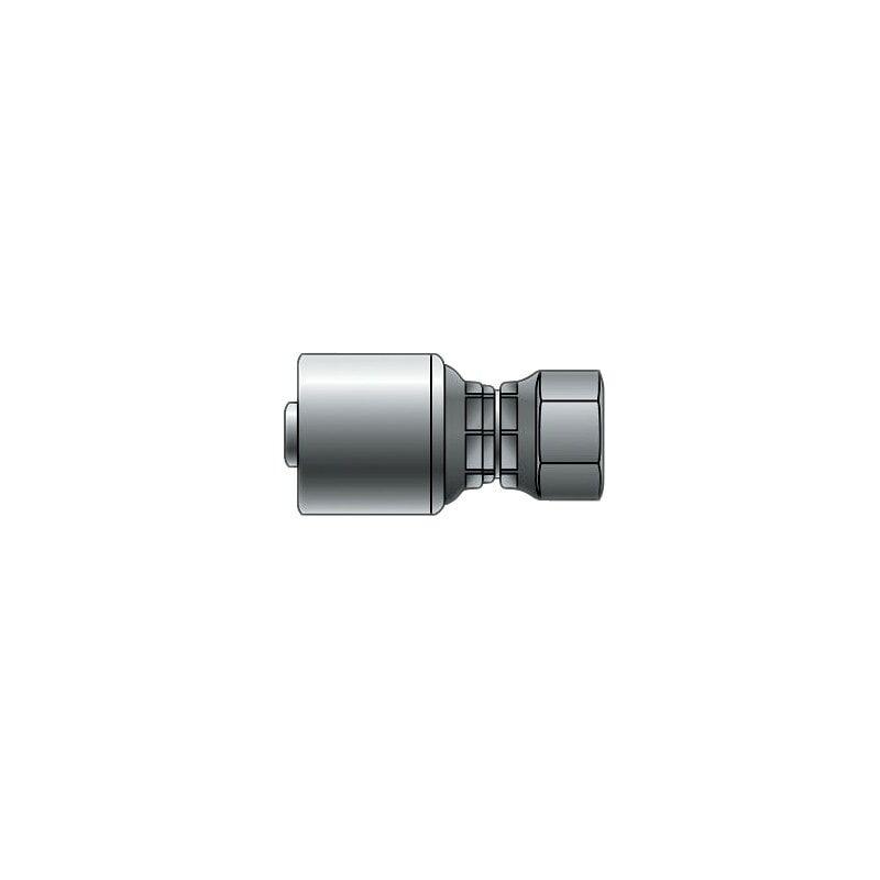Image of 6G6FBSPORX Megacrimp One Piece Coupling - Gates
