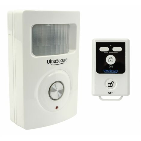 BT PIR & Remote Control Alarm System (Non-GSM) [007-0200]