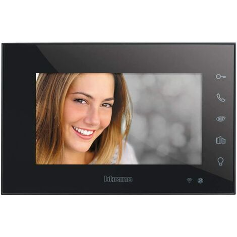 Bticino 332855 Interphone vidéo DIY Connesso