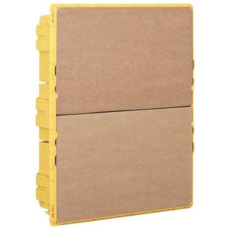 BTICINO Caja de empotrar tableros de 24 módulos F315S24