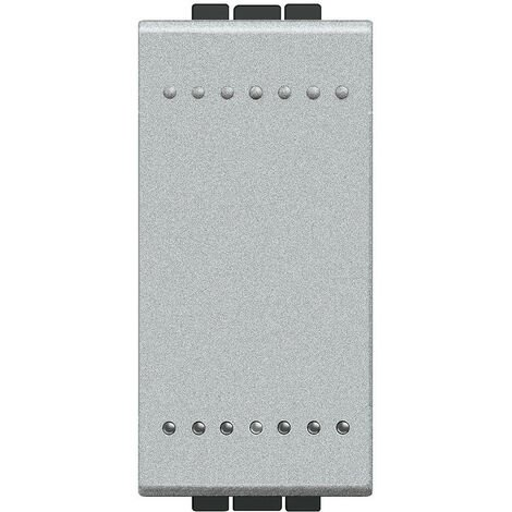 Bticino Livinglight bouton poussoir tech NT4005N