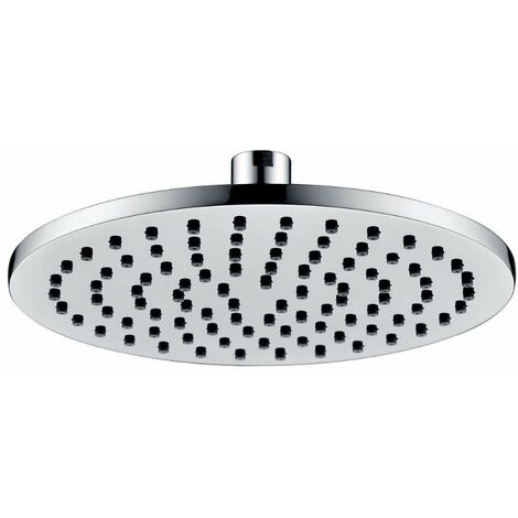 BTL 250mm Round Shower Head Chrome