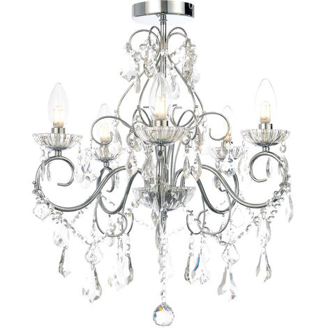 BTL 5 Light Chandelier