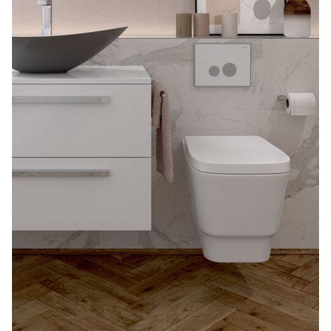 BTL Amyris Wall Hung Toilet WC and Soft Close Seat
