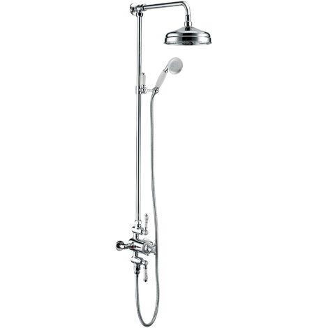 BTL Exposed 2 Way Thermostatic Mixer Shower Valve Kit