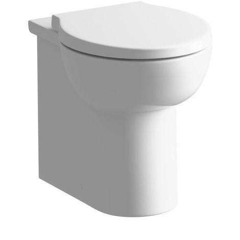 BTL Mimosa BTW Toilet Pan and Soft Close Seat