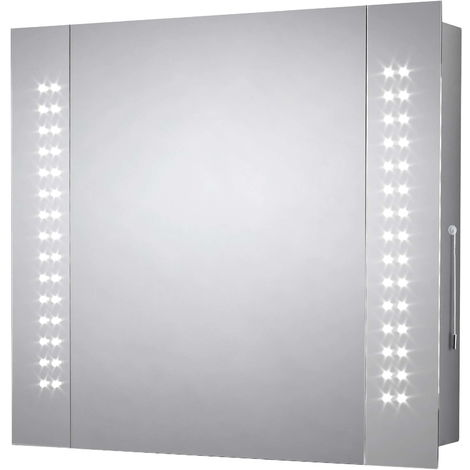 BTL Nova 650x600mm Designer LED Illuminating Mirror