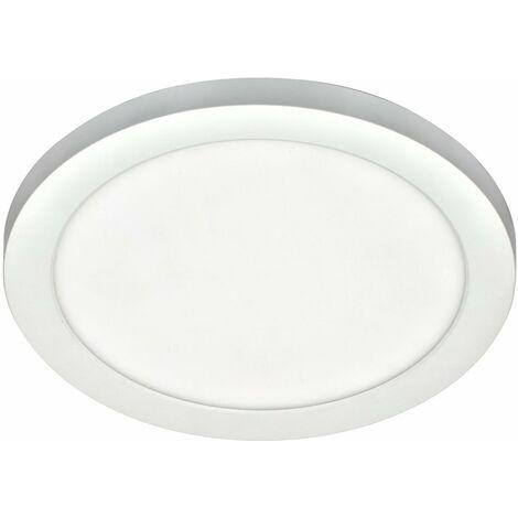 BTL Nuva Large Round Ceiling Light White