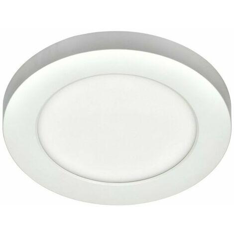 BTL Nuva Small Round Ceiling Light White