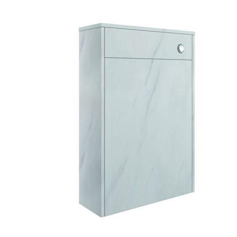 BTL Perla 600mm Floor Standing WC Toilet Unit Marble