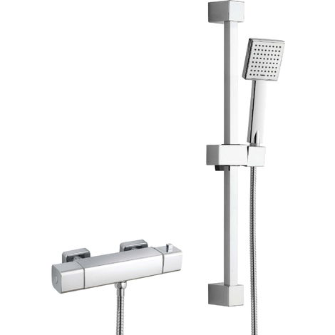 BTL Quadro Cool Touch Thermostatic Mixer Shower