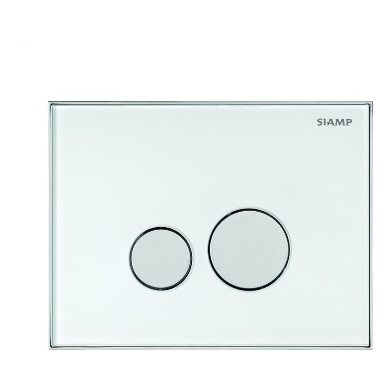 Image of BTL Reflect Flushplate - White