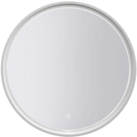 BTL Rosie 800mm Round Framed LED Mirror