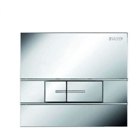 BTL Segment Flushplate - Chrome