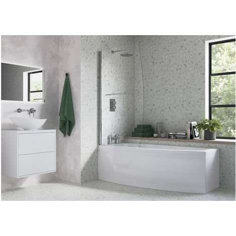 BTL Space Saver Bath Screen