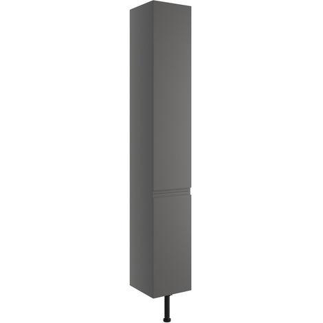 BTL Valesso 300mm Tall Unit - Onyx Grey Gloss
