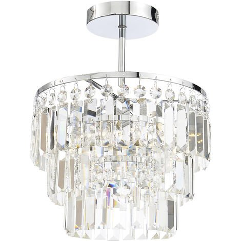 BTL Vega 3 Light Chandelier