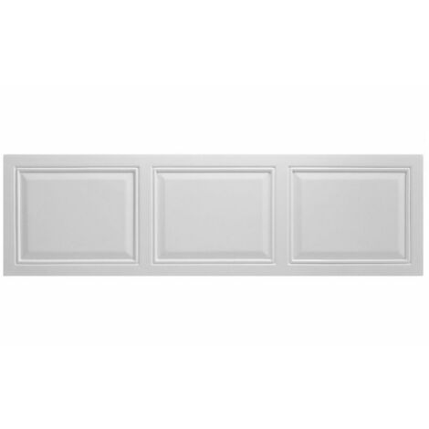 BTL White Tudor 1700Bath Front Panel