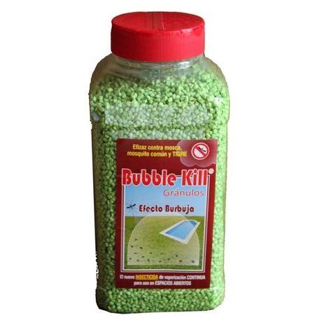 Bubble Kill Repelente e Insecticida para Exteriores Granulado 400 gr
