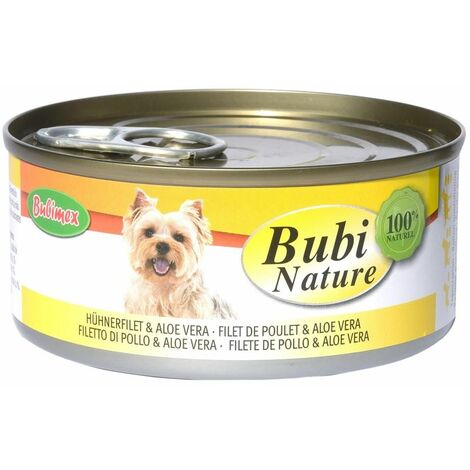 Bubi nature filet de poulet & aloe vera