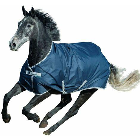 Bucas Freedom couverture imperméable pour chevaux et poulains paddock 150 g Bucas