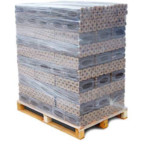 Buchenholzbriketts Pini&Kay Premium 960kg Palette