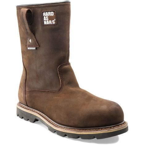 9bbb0b3ba5951e Buckler B601SMWP WATERPROOF safety leather rigger boot size 7 ...