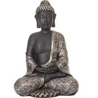 Buda Rezando Color  Gris dd324cb80d1