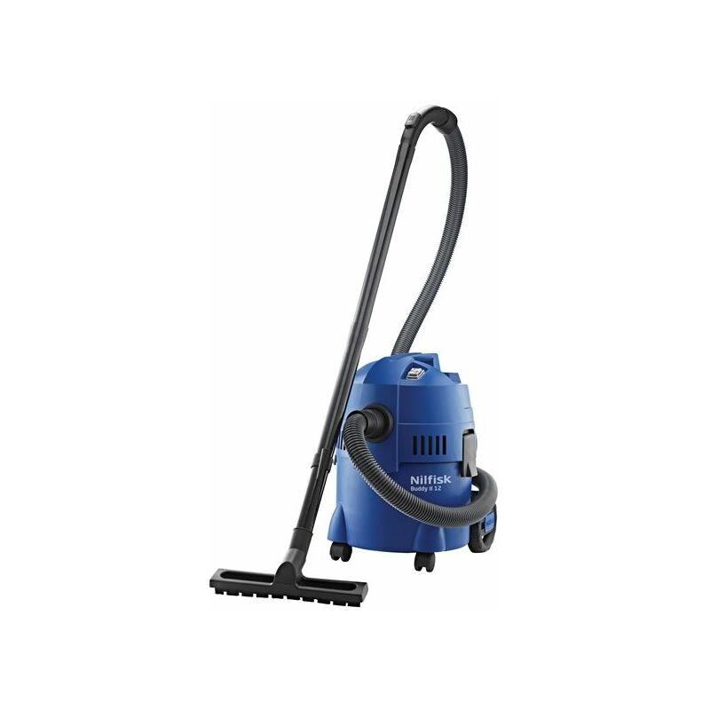 Image of Kew Nilfisk Alto - Buddy II Wet & Dry Vacuum 12 Litre 1200W 240V (KEWBUDDY12)