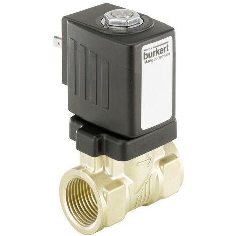 Bürkert Servogesteuertes Ventil 221635 24 V/AC G 1 Muffe Nennweite 20mm 1St. S63822