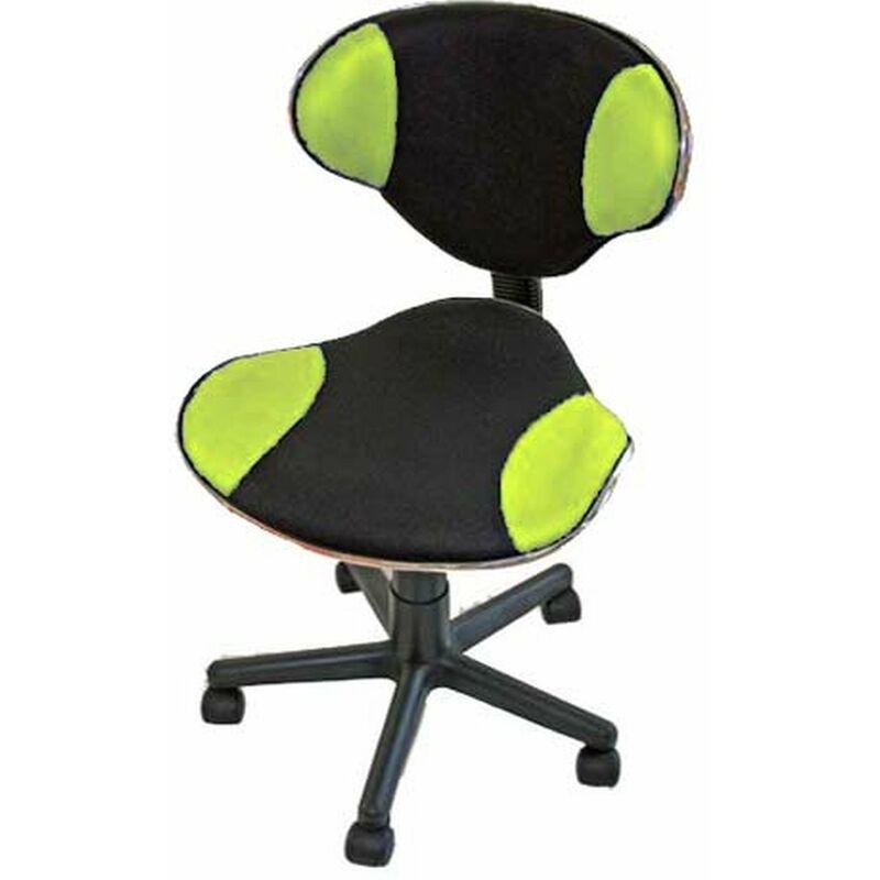 atmungsaktives Netz ergonomische Form blau Büro-Drehstuhl Foligno