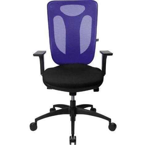 Bürodrehstuhl NetPro 100 blau