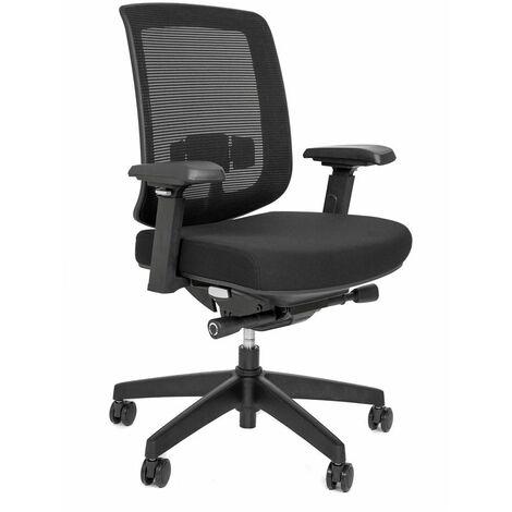 Bürostuhl B01 - Designerstuhl von ProjectChair - ergonomisch & funktional - bis 140 kg