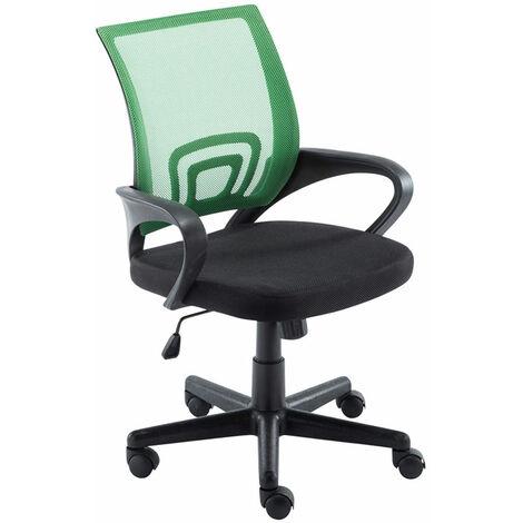Bürostuhl Genius grün CLP1037434