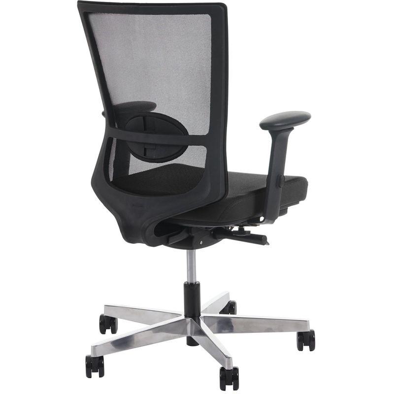 Bürostuhl MERRYFAIR Karlstad Sliding-Funktion ergonomisch schwarz