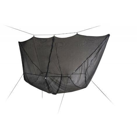 BugNet Black - Moustiquaire 360° - Noir / gris