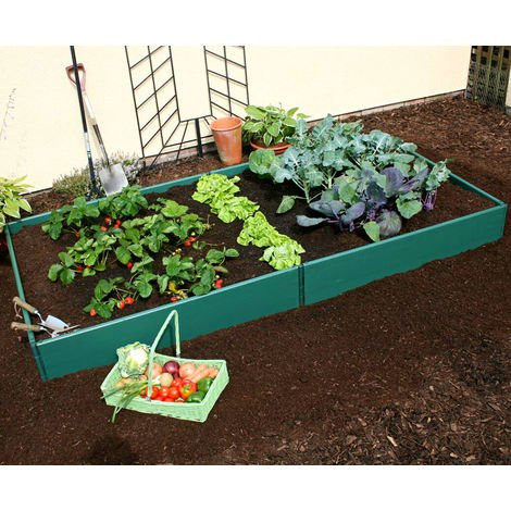 Build-a-Bed 250mm high Raised Bed (Various Sizes Available)