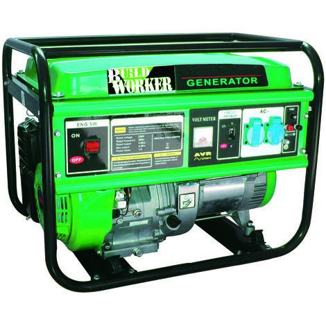 BUILD WORKER BG4200 Grupo electrógeno 4200W