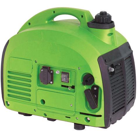 BUILD WORKER BG950CSS - Grupo electrógeno (generador). Compacto y portátil