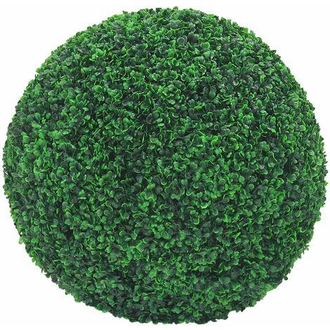 Buis Boule de buis Plante Artificiel Artificielle Plastique Ø55cm Décoration Decovego