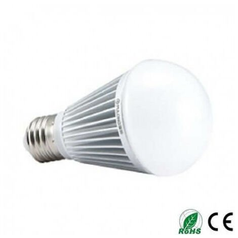 Bulbo blanco de LED 5 w E27 neutro