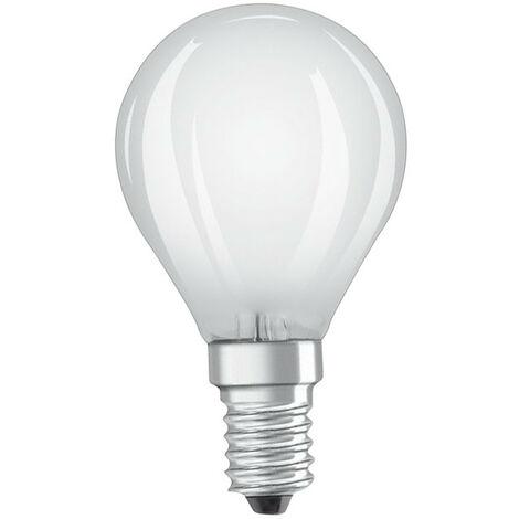 bulbo de la Bola de Osram 6.5 W LED E14 2700K esmerilado PRCP60827SE1G9