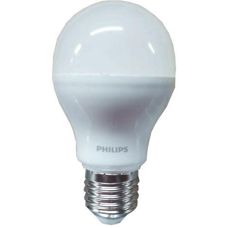 Bulbo de la bombilla Philips LED 9.5 W E27 2700K 806 lúmenes ELE2795XW