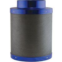Bull filter - Filtre à charbon 250 x 600 1750m³/h , filtre à charbon actif , filtre les odeurs