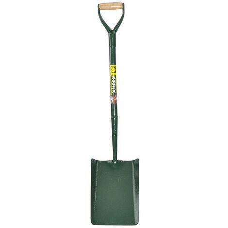 Bulldog BUL5TM2AM All-Steel Taper Shovel No.2 5TM2AM