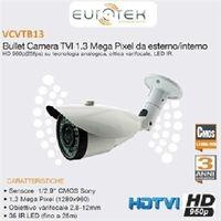 Bullet camera hd-tvi 1. 3 mpixel 2. 8-12mmm etvcvtb13