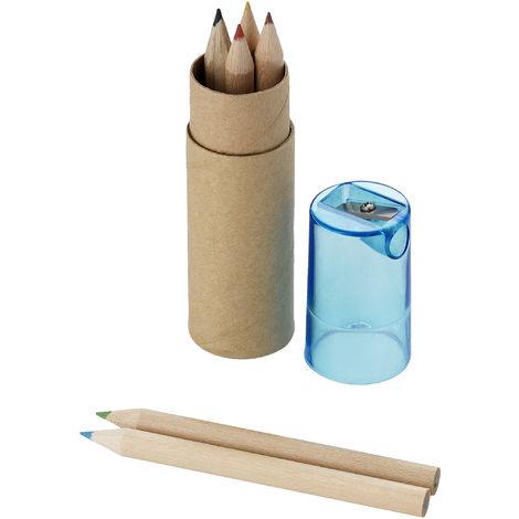 Bullet - Ensemble crayon de couleur (7 pièces)