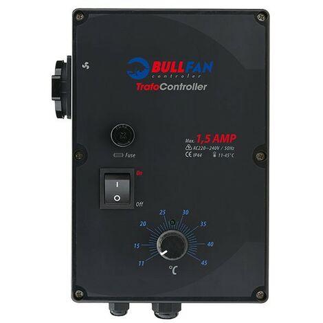 BullFan - Step Controller 1 prise 1,5 AMP , contrôleur extracteur d'air Pro