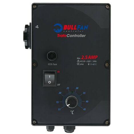 BullFan - Step Controller 1 prise 2,5 AMP, contrôleur extracteur d'air Pro