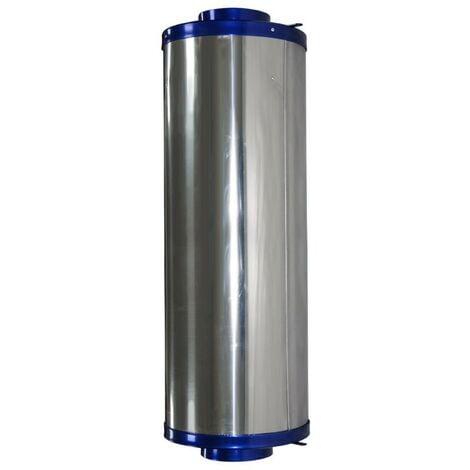 Bullfilter - Filtre à charbon actifs Inline Filter 200x750 mm 1650m3/h